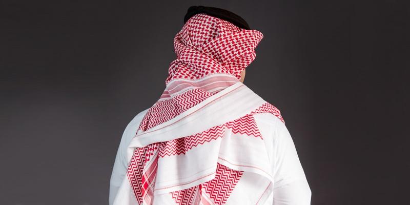 Arab Headdress, غطاء الرأس العربي