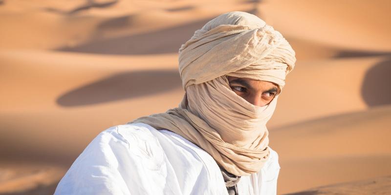Desert Scarf, سكارف الصحراء